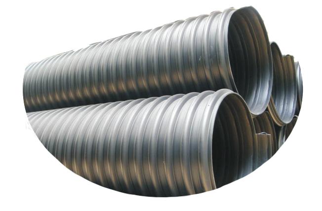 新型钢塑增强复合聚乙烯(PE-M)螺旋波纹管