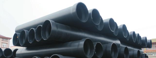 HDPE缠绕结构壁管材