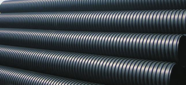 高密度聚乙烯(HDPE)塑钢缠绕管